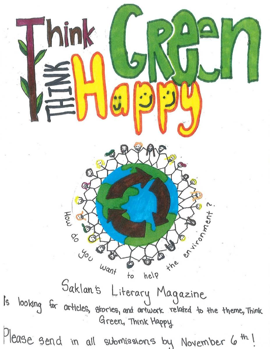 Saklan's Literary Magazine is Looking for Articles | The